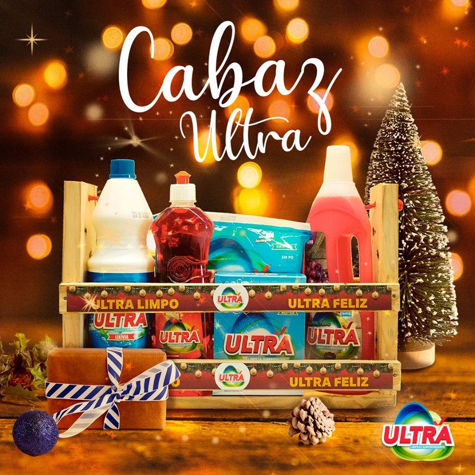 Ainda não sabe o que dar de presente neste Natal?? Descubra o nosso cabaz Ultra e faça de quem lhe é querido Ultra Feliz. ???