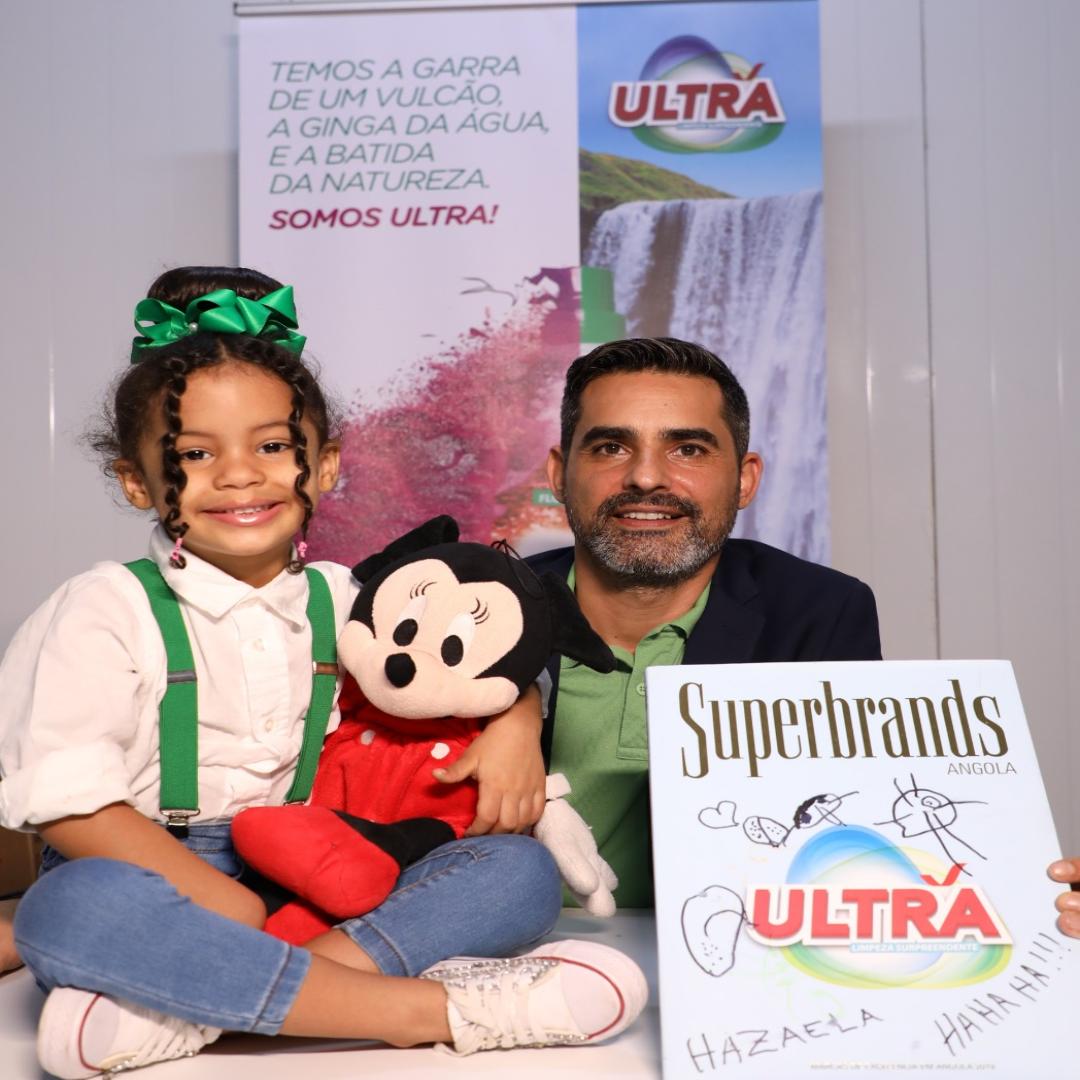 Bem vinda à família ULTRA!